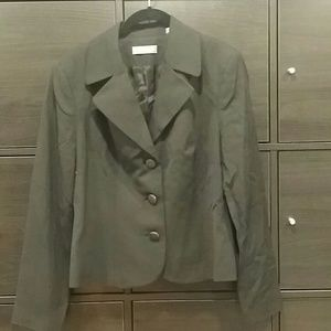 Kate Hill wool suit jacket worn once